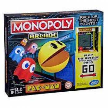 5010993702374 Monopoly Arcade Pac Man Marques Le Plus De Points