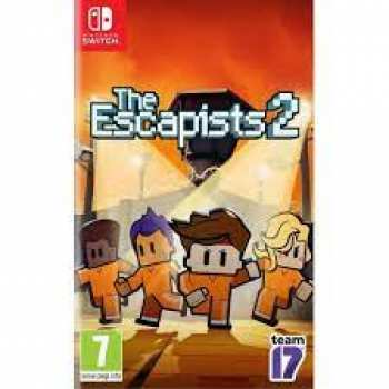 5056208812315 The Escapists 2 (Code Dans La Boite) FR Switch