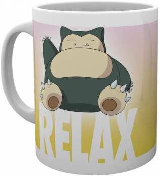 5028486389315 Mug Pokemon Snorlax