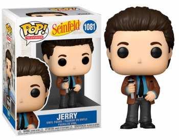889698547345 Figurine Funko Pop Seinfeld 1081 Jerry Seinfeld