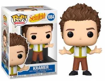 889698540056 Figurine Funko Pop Seinfeld 1084 Kramer