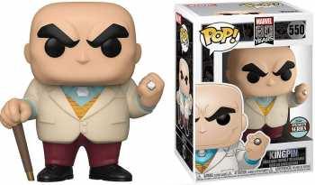 889698444804 Figurine Funko Pop Marvel 80 Years Kingpin (special Series )