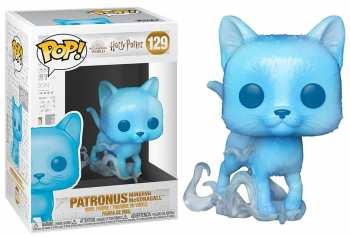 889698538497 Figurine Funko Pop Harry Potter 129 Patronus Minerva Mcgonagall