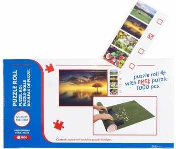 6947632534227 Tapis de puzzle + Puzzle 1000 pieces