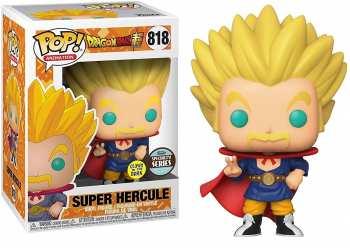 889698482806 Figurine Pop Dragon Ball Super Speciality Series 818 Super Hercule
