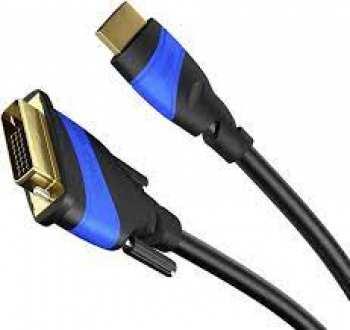 609224989148 Cable HDMI DVI 1080p Full HD 2m