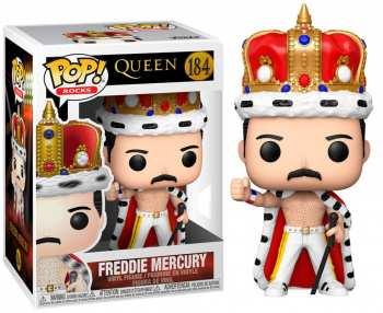 5510108832 Figurine Funko Pop - Queen 184 - Freddy Mercury King