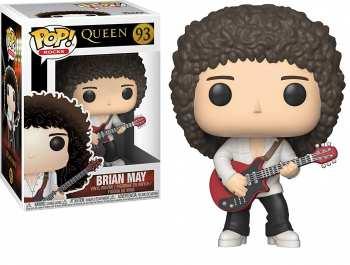5510108834 Figurine Funko Pop - Queen 93 - Brian May
