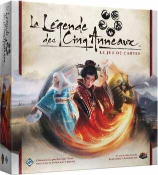 8435407616882 La legende des cinq anneaux LCG