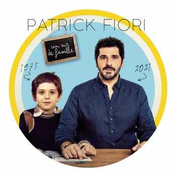 5510108838 Patrick Fiori - Un Air De Famille Cd 2021
