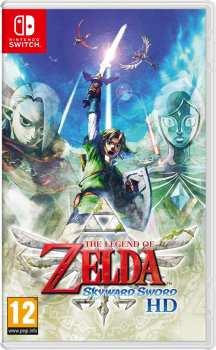 5510108841 The Legend Of Zelda Skyward Sword Hd Nintendo Switch