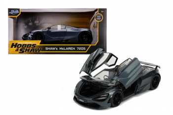 4006333068577 Voiture - Fast And Furious - Shaw S McLaren 720 S - 1 24