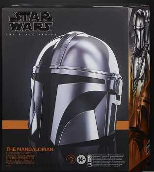 5010993800933 Casque - Star Wars Mandalorian - Black Series