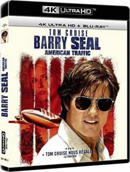 5053083140229 Barry Seal : American Trafic Bluray 4k