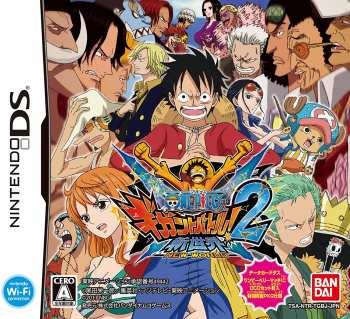 4582224494422 One Piece Gigant Battle 2 Shinsekai New World JP Nintendo Ds