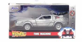 4006333073786 Vehicule Miniature 1:32 Retour Vers Le Futur La Dolorean time machine