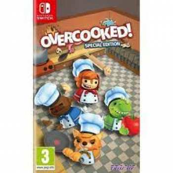 5056208812186 Overcooked Special Edition (Code En Boite) FR Switch