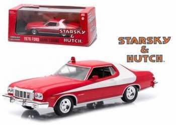 812982020903 Vehicule Miniature  1:43 Starsky Et Hutch 1976 Ford Gran Torino