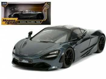5510108859 Vehicule Miniature Fast And Furious 1:24-Shaws Mclaren 720s