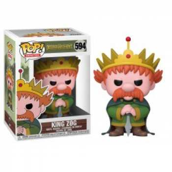 889698408790 Figurine Funko Pop - Disenchantement 594 - King Zog