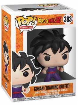 5510108876 Figurine Funko Pop - Dragon Ball Z 383 - Gohan (Training Outfit)