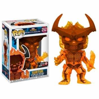889698137744 Figurine Funko Pop - Marvel 252 - Surtur