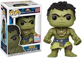 889698208154 Figurine Funko Pop - Thor Ragnarok 253 - Hulk