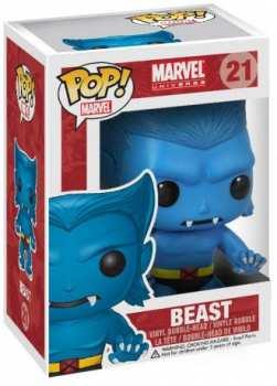 830395030548 Figurine Funko Pop - Marvel Universe 21 - Beast