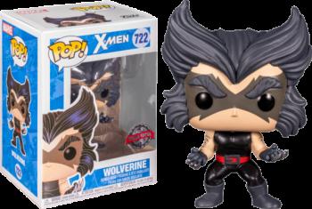 830395029313 Figurine Funko Pop - Marvel 05 - Wolverine Retro