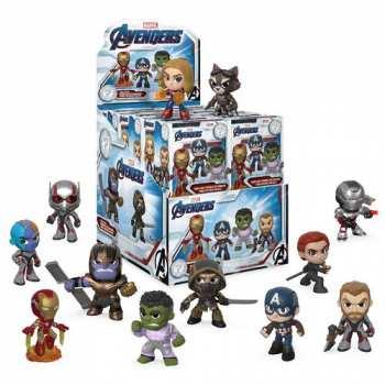 889698372008 Blind Bag Figurine A Tete Branlante Marvel Avengers
