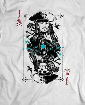 3553560752676 Tshirt pirates des caraibes taille xl jack sparrow