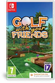 5056208812575 Golf With Your Friends (Code En Boite) FR Switch
