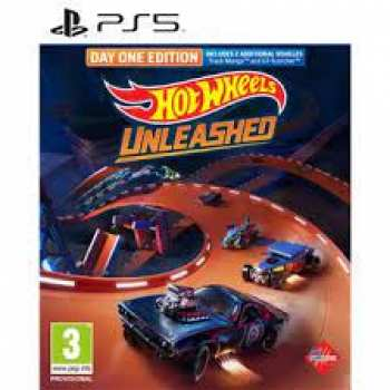 8057168504088 Hot Wheels Unleashed Day One Edition FR PS5