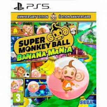 5055277044580 Super Monkey Ball Banana Mania - Day One Edition FR PS5
