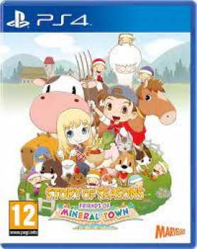 5060540771100 Story Of Seasons Friends Of Mineral Town FR PS4