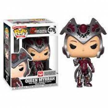 889698390552 Figurine Funko Pop Gears Of War 476 Queen Myrrah