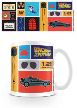 5510108885 Mug Back To The Future  Out Of Time