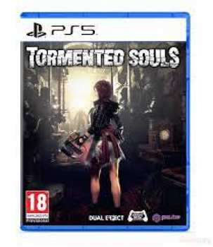 5060690792451 Tormented Souls Playstation 5