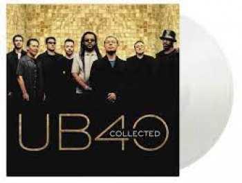 8719262015708 Double Vinyl 33 UB 40 - COLLECTED -COLOURED- (2 LP) NEW VINYL