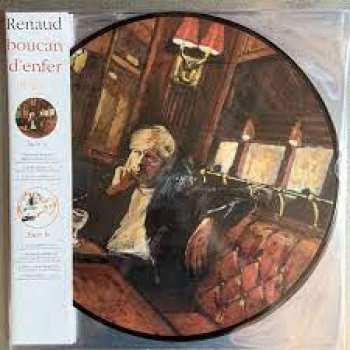 190295446017 LP Renaud - Boucan D'enfer - Double Picture Vinyl 33t