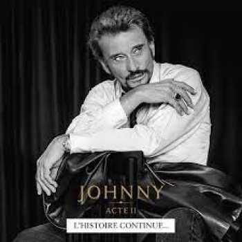 5510108901 Johnny - Histoire Continue  Acte 2 Cd 2021