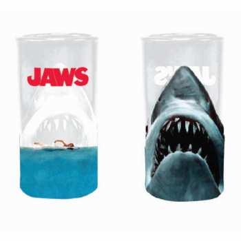 5055453484841 JAWS (les Dents De La Mer) - Set De 4 Verres À Shots