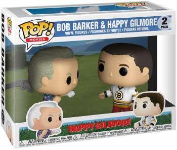 889698468497 Figurine Funko Pop - Happy Gilmore 2 Pack - Bob Barker Et Happy Gilmore