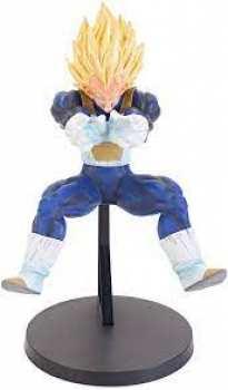 4983164172461 Dragon Ball Z - Figurine Super Saiyan Vegeta - Final Flash - 16cm (R)