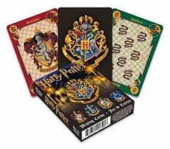 840391107908 Jeu De Cartes - Harry Potter - Crest