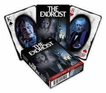 840391145504 Jeu De Cartes - L Exorciste