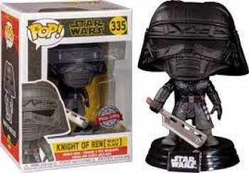 889698472456 Figurine Funko Pop - Knight Of Ren Heavy Blade - Star Wars - 335