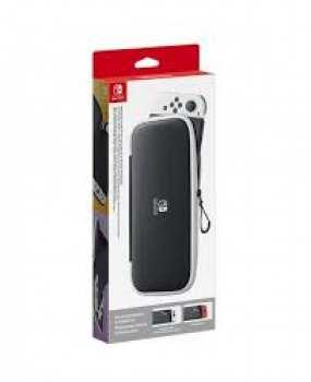 45496431501 Pochette Pour Nintendo Switch Oled Avec Ecran De Protection