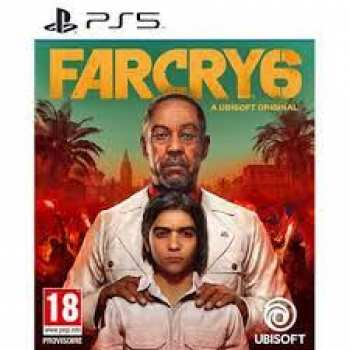 5510108944 Far Cry 6 Ps5 (me)