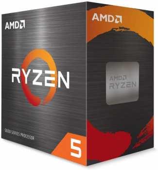 5510108958 Processeur CPU Ryzen 5 5600X Socket AM4